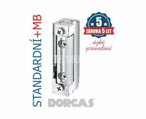 ELEKTRICKÝ ZÁMEK DORCAS 41-2NDF 6-12V AC/DC