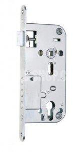 K 114 - Bezpečnostní zámek zadlabací vložkový, s převodem,dvouzápadový se zvýšenou odolností proti překonání