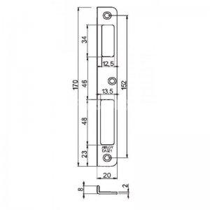 EA321 protiplech