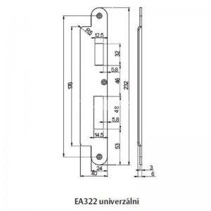 EA322 protiplech univerzální